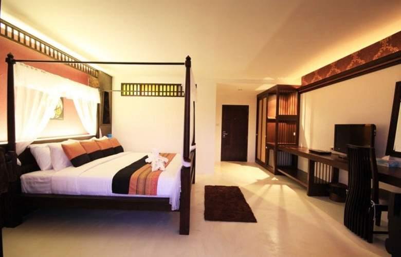 Dee Andaman Hotel Pool Bar - Room - 2