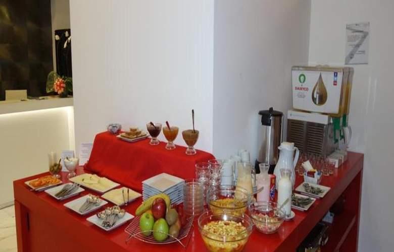 Gema Luxury Suites - Restaurant - 24