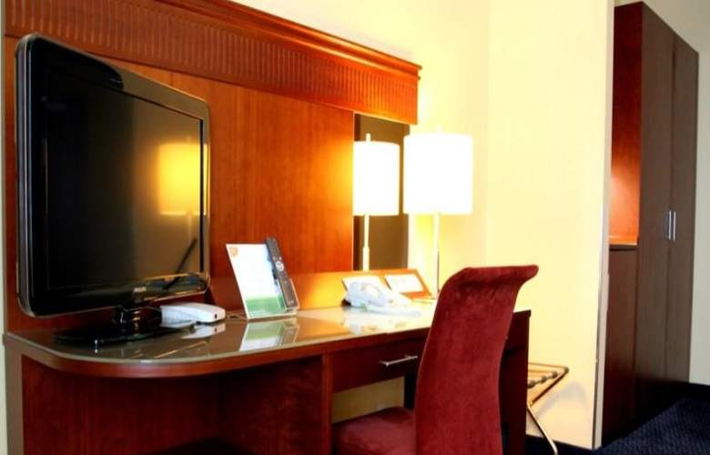Courtyard By Marriott Warsaw Airport - Room - 14