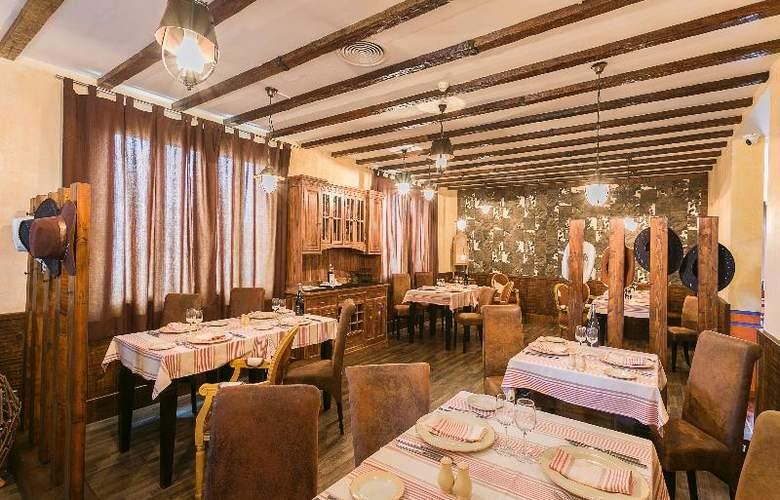 Grand Palladium Palace Ibiza Resort & Spa - Restaurant - 12