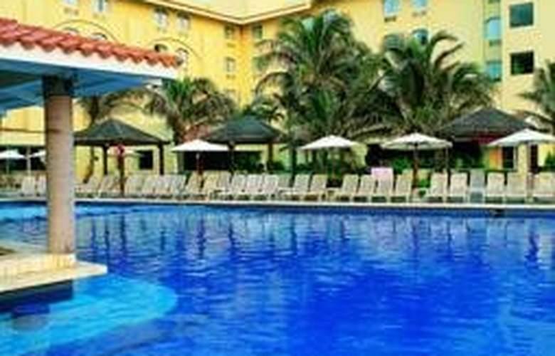 Fiesta Inn Veracruz Boca del Rio - Pool - 3
