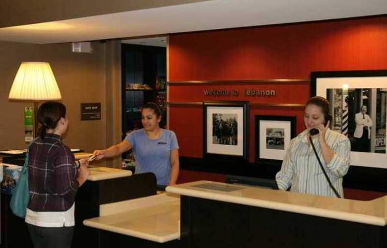 Hampton Inn & Suites Lebanon - Hotel - 0