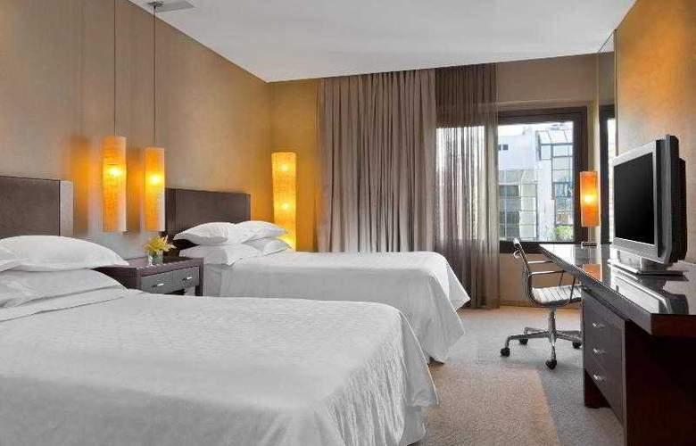 Sheraton Libertador - Hotel - 11