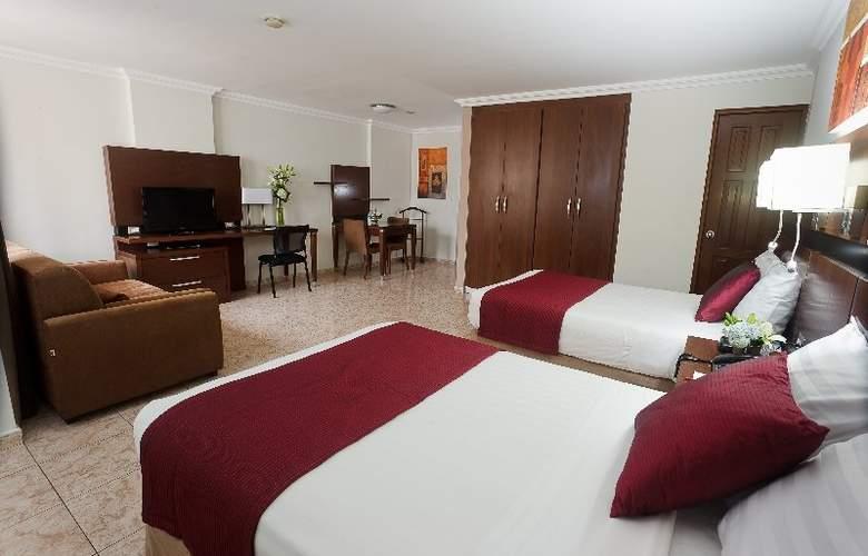 Coral Suites Apart Hotel - Room - 3