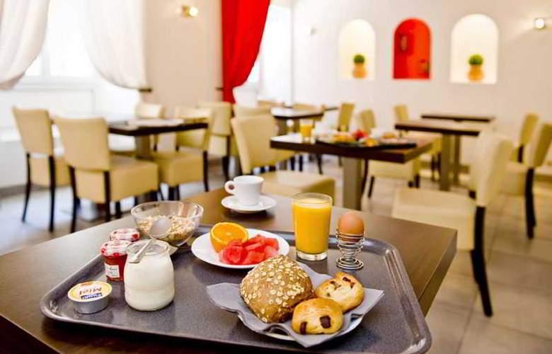 Carré Vieux Port - Restaurant - 17