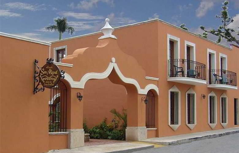 Hotel & Suites Hacienda San Miguel - Hotel - 0