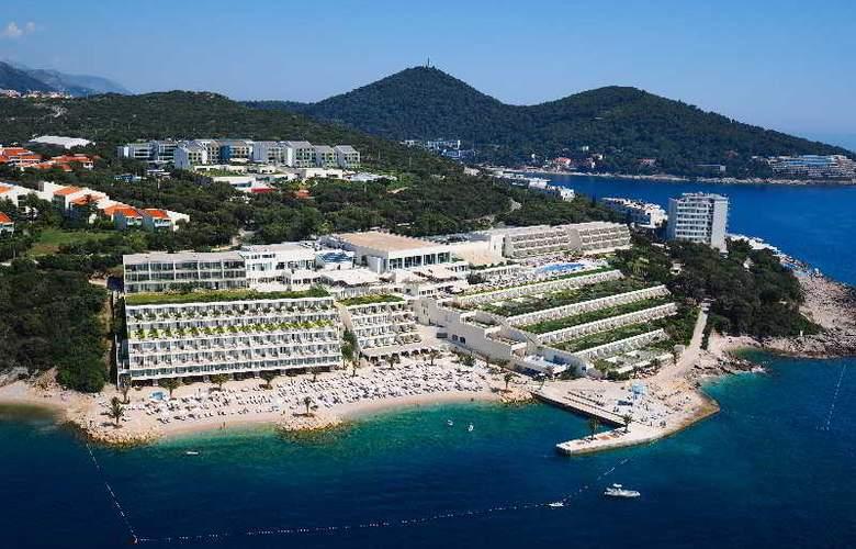 Valamar Dubrovnik President Hotel - Beach - 24