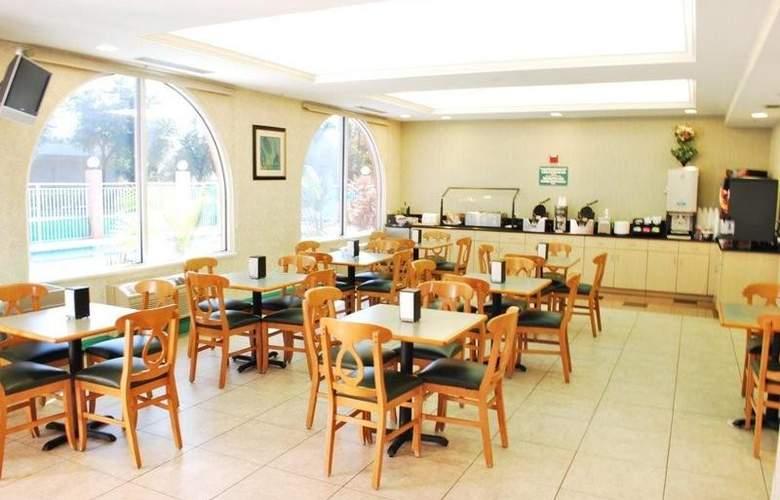 Best Western Airport Inn Orlando International Air - Restaurant - 46