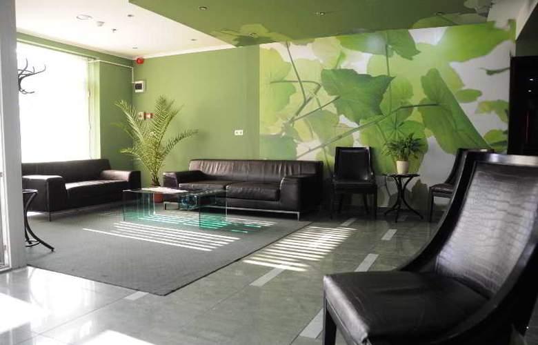Green Hotel Budapest - General - 0