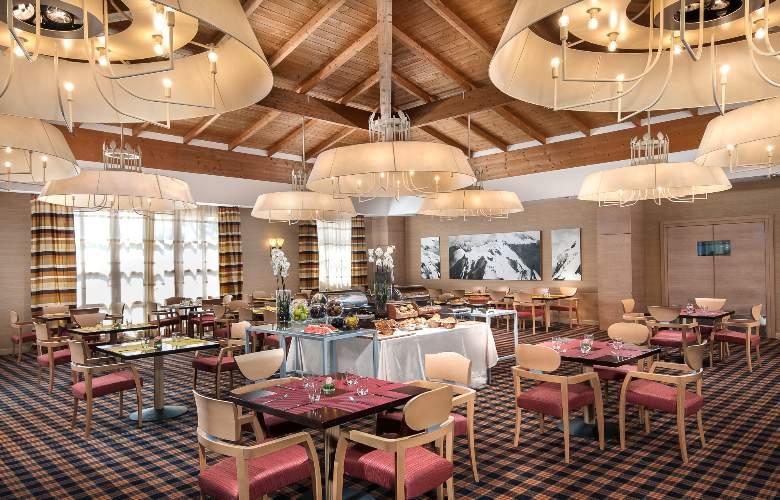 Sheraton Golf Parco De Medici Hotel & Resort - Restaurant - 25