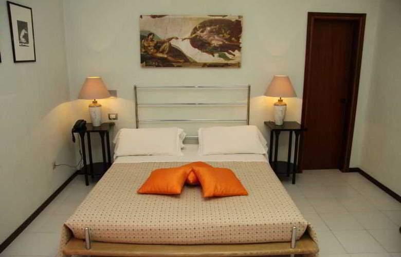 Zenit Hotel Salento - Room - 4