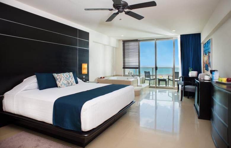 Seadust Cancún Family Resort - Room - 2