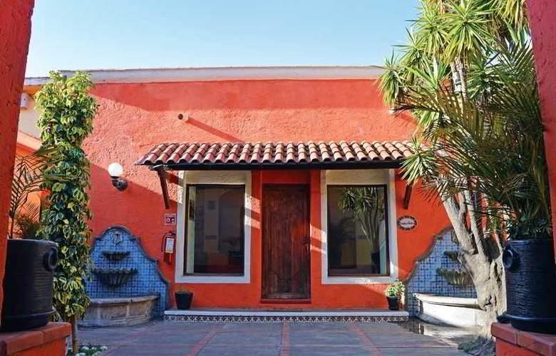 Villas Arqueologicas Cholula - Hotel - 18