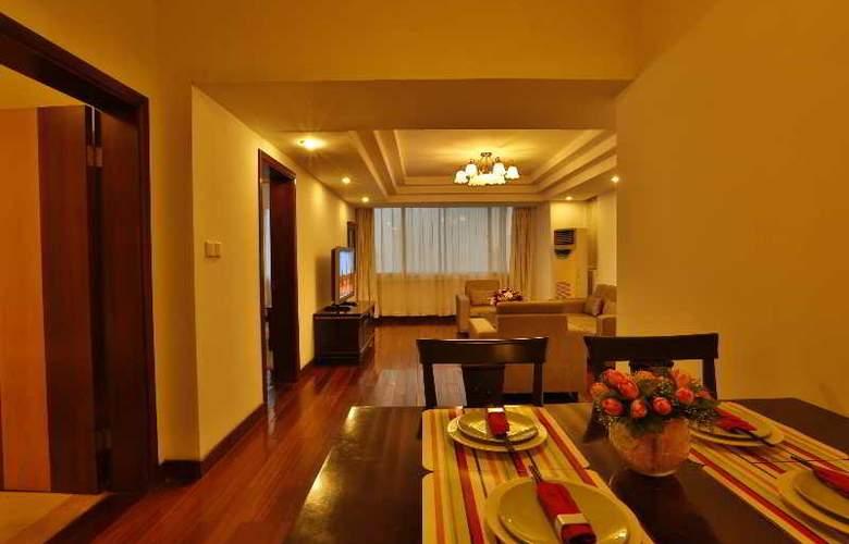Rayfont Hongqiao Hotel & Apartment Shanghai - Room - 4