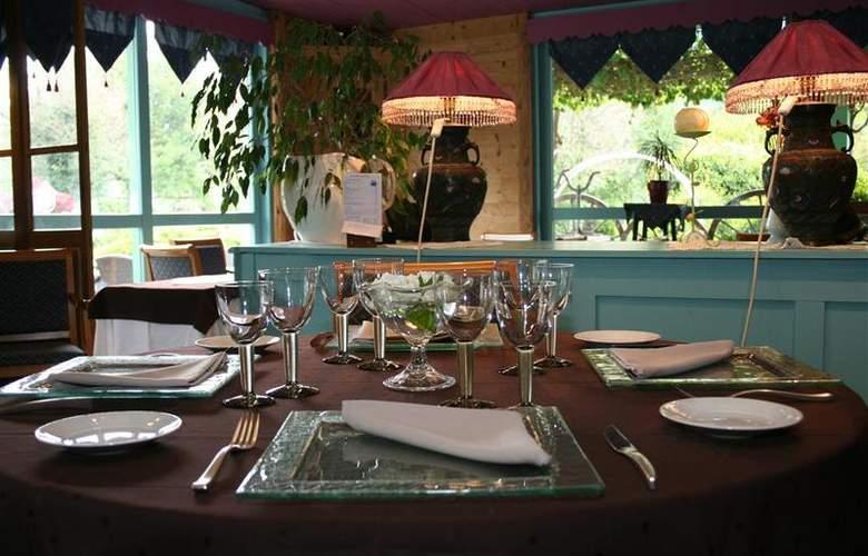 Best Western Hotel Florimont - Restaurant - 14