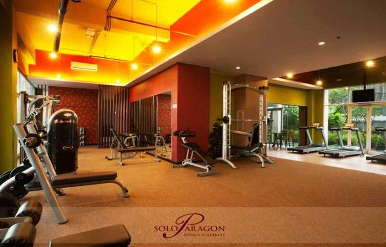 Solo Paragon Hotel & Residence - Sport - 13