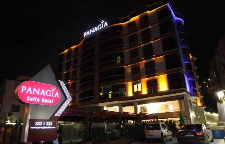 Panagia Suite Hotel - Hotel - 0