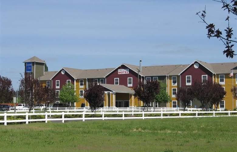 Best Western Woodburn - Hotel - 52