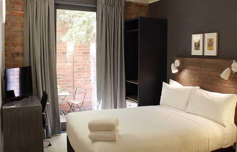Pensione Hotel Melbourne - Room - 9