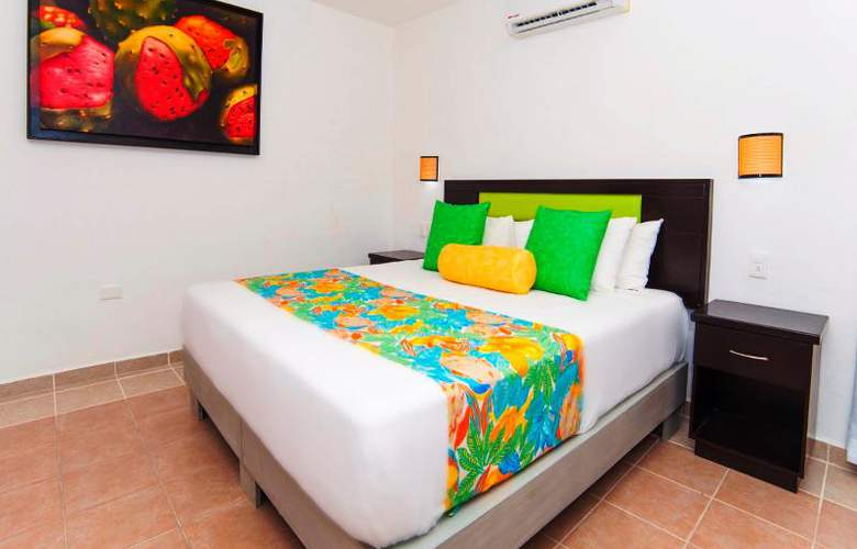 Mestizo Hotel Boutique - Room - 17