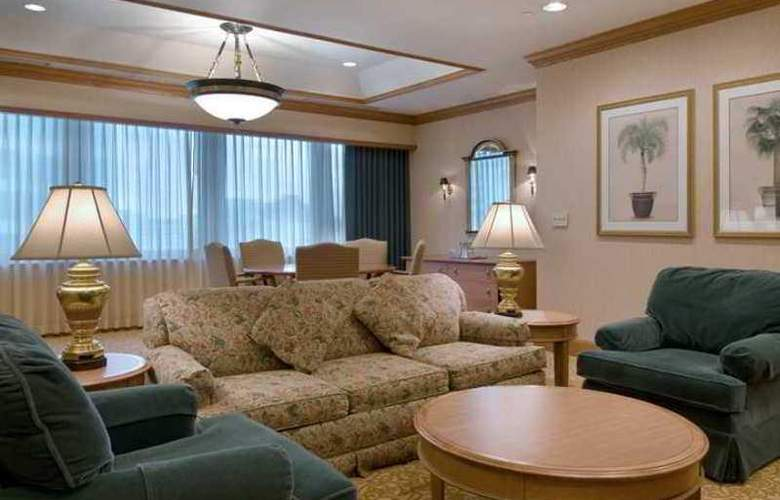 Hilton Indianapolis Hotel & Suites - Hotel - 12