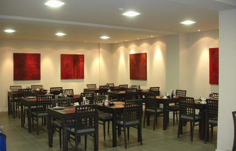 Lisboa Central Park - Restaurant - 1