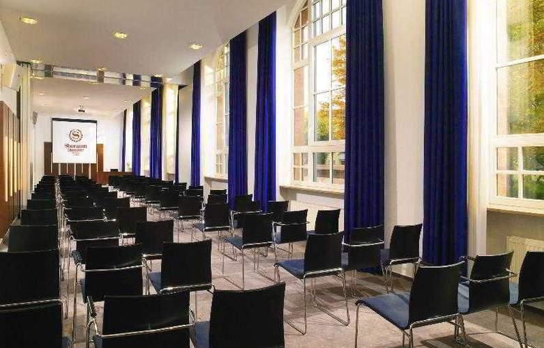 Sheraton Hannover Pelikan - Conference - 22