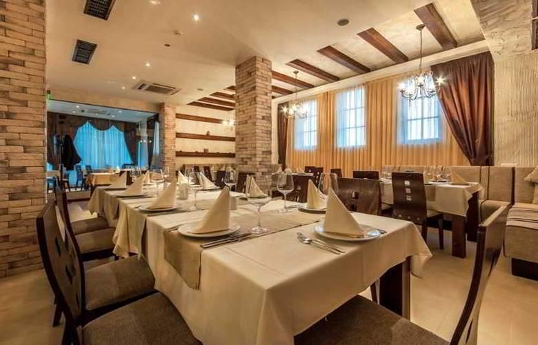 Grand Royale Hotel & Spa - Restaurant - 22
