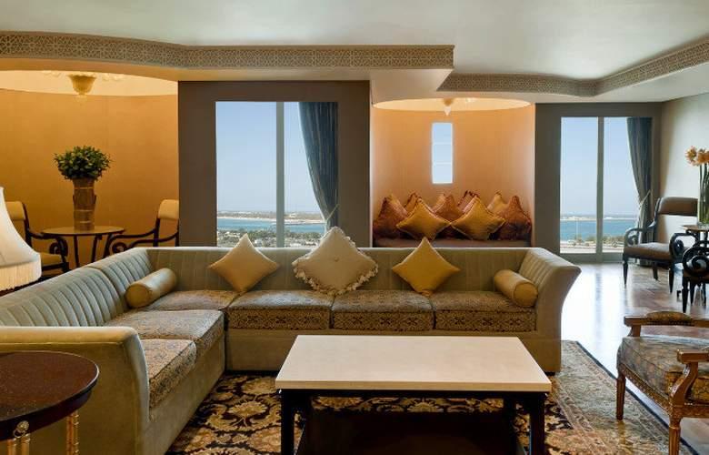 Sheraton Abu Dhabi Hotel & Resort - Room - 26