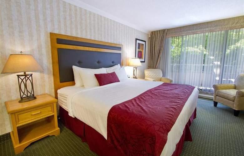Best Western Plus Inner Harbour - Room - 36