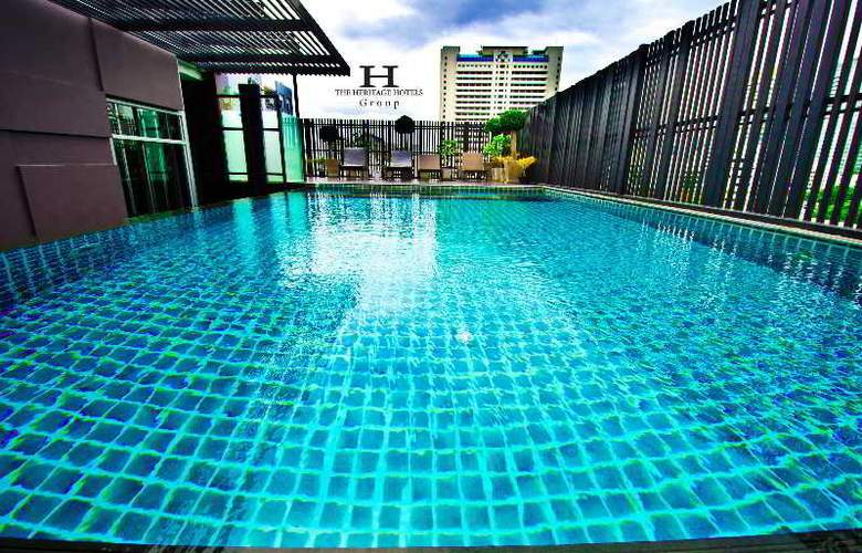 H-Residence Sathorn - Pool - 11