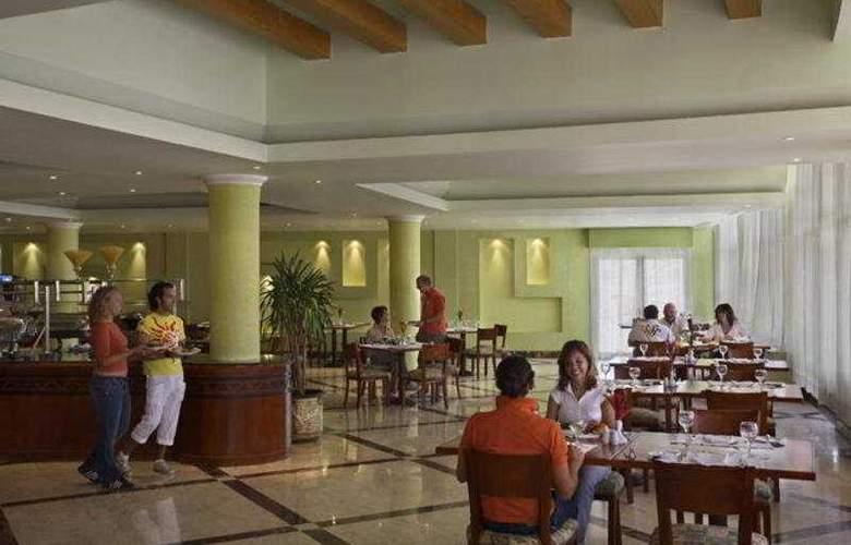 EL Malikia Resort Abu Dabbab - Restaurant - 6