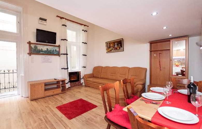 Grand Boulevard Apartments - Room - 3
