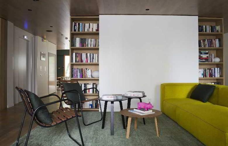 Pavillon Losserand Montparnasse - Hotel - 0