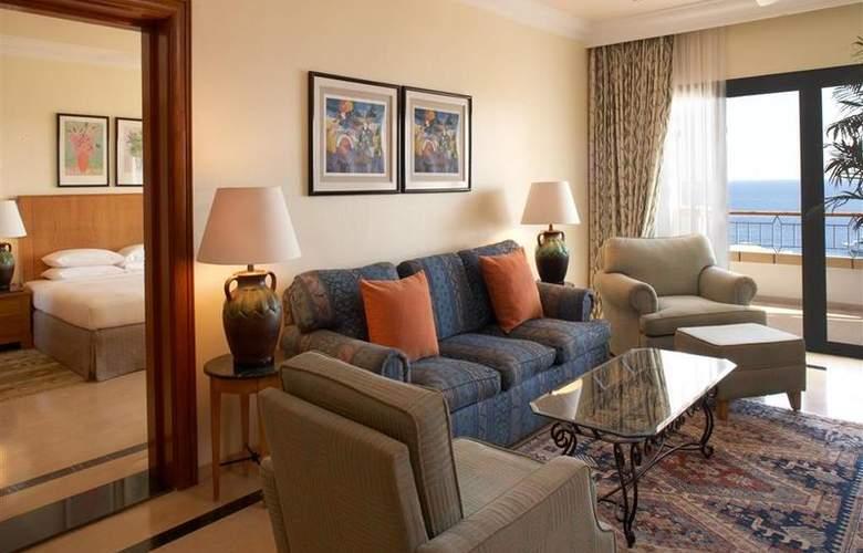 Hyatt Regency Sharm El Sheikh Resort - Hotel - 13