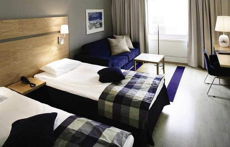 Thon Hotel Oslofjord - Room - 3