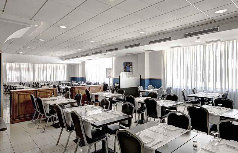 Hotel & Spa Peñíscola Plaza Suites - Restaurant - 34