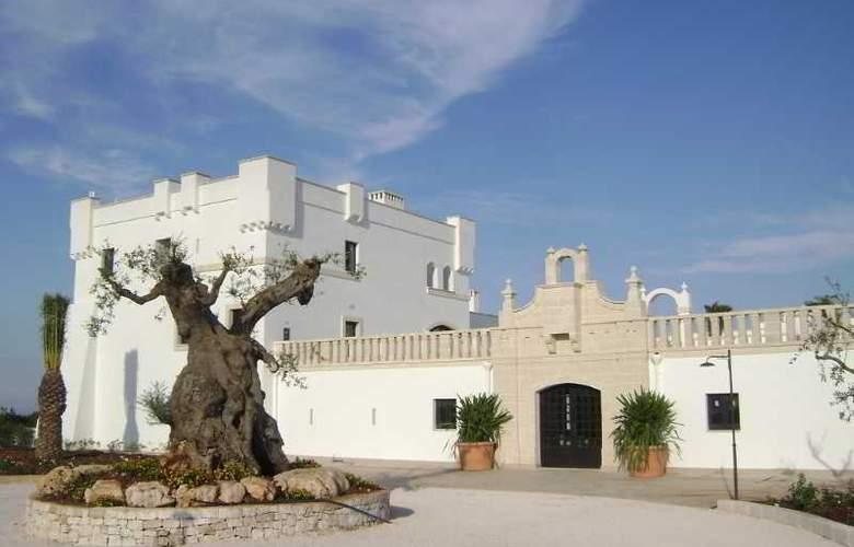 Borgo Bianco Resort & Spa - Hotel - 2