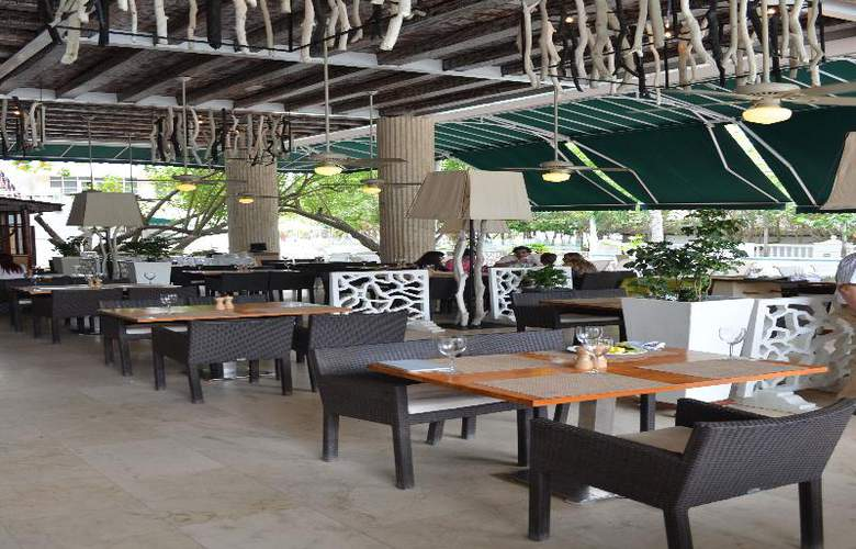 Las Americas Casa de Playa - Restaurant - 19