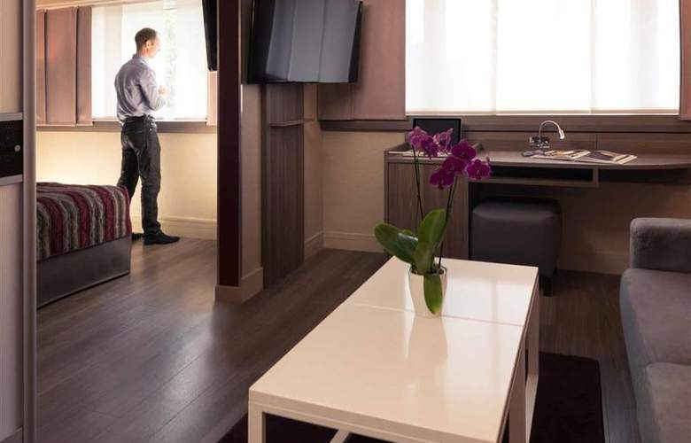 Mercure Beaune Centre - Room - 71
