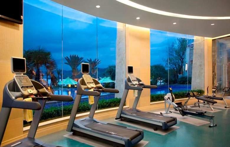 Hilton Hangzhou Qiandao Lake Resort - Sport - 18