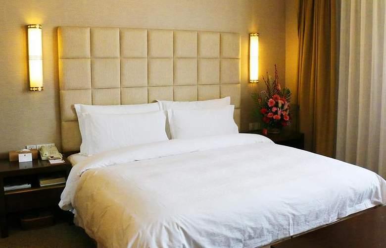 Best Western Fuzhou Fortune Hotel - Room - 31