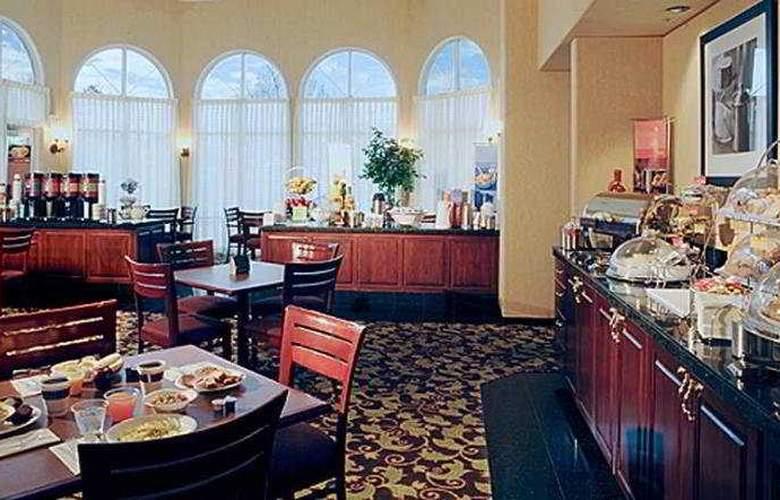 Hampton Inn & Suites Salt Lake City Airport - Restaurant - 1