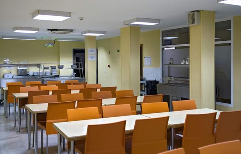 Albergue Inturjoven Granada - Meals - 3