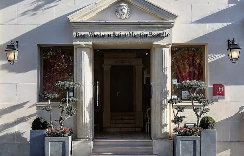 Saint Louis Bastille - Hotel - 54