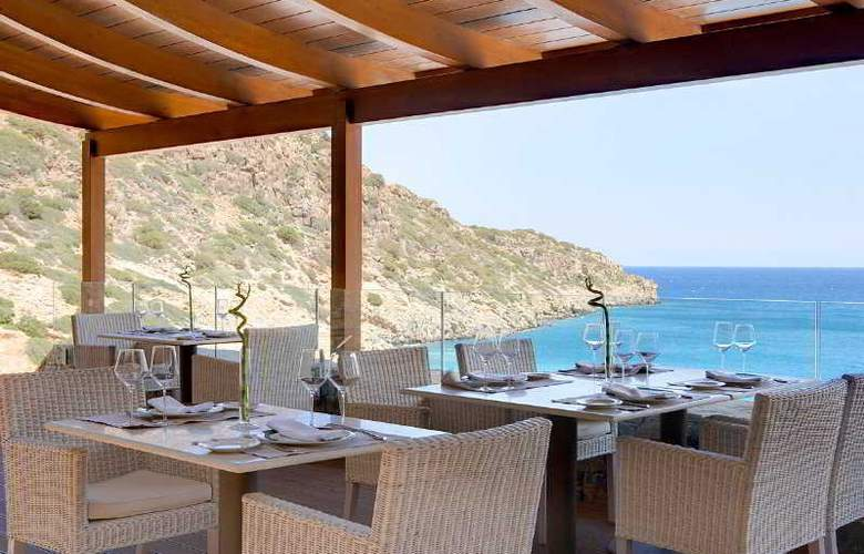 Daios Cove Luxury Resort and Villas - Restaurant - 11