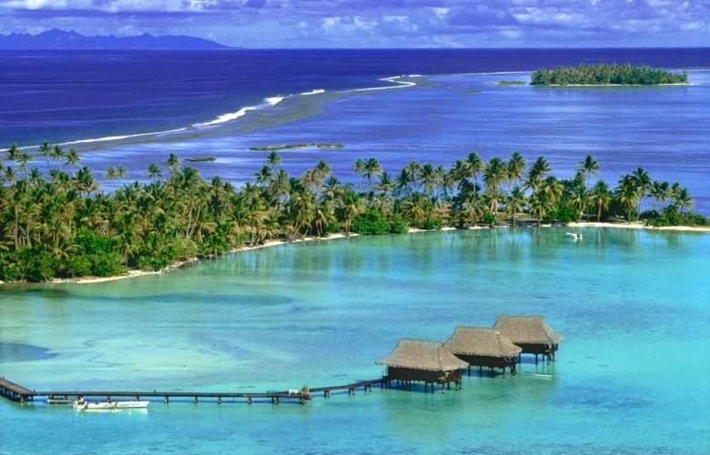 Vahine Island Private Resort - Beach - 0