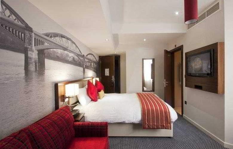 Best Western Plus Seraphine Hotel Hammersmith - Hotel - 9