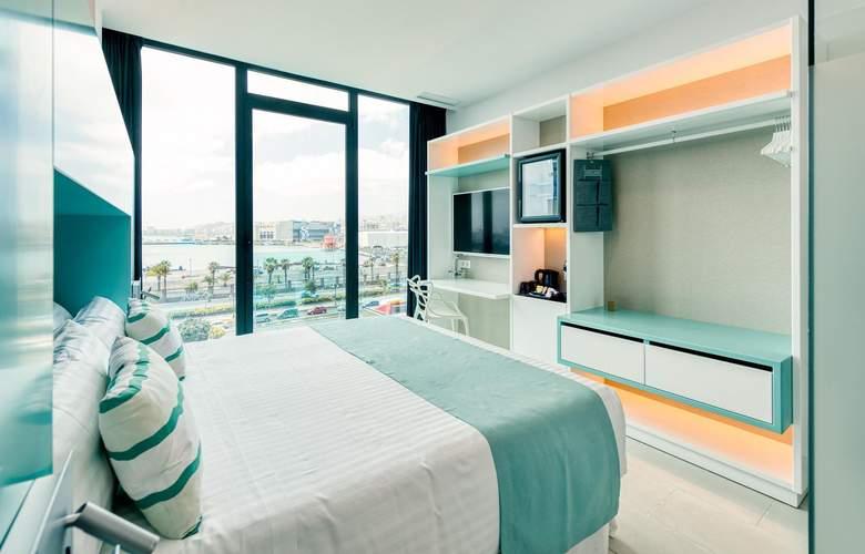 Cordial Vista Acuario - Room - 6