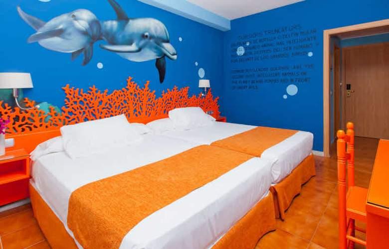 Diverhotel Aguadulce - Room - 8